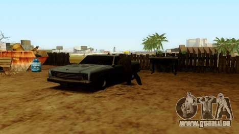 Recovery-Stationen in Los Santos für GTA San Andreas sechsten Screenshot