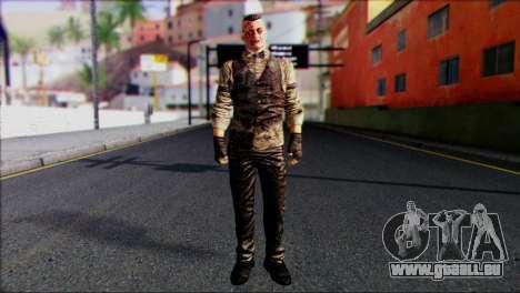 Outlast Skin 2 pour GTA San Andreas