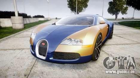 Bugatti Veyron 16.4 v2.0 pour GTA 4