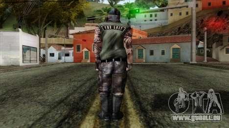 GTA 4 Skin 11 pour GTA San Andreas deuxième écran
