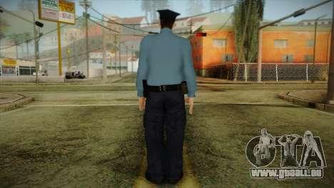 GTA 4 Emergency Ped 11 pour GTA San Andreas deuxième écran