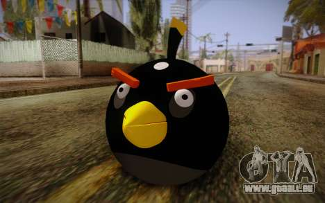 Black Bird from Angry Birds pour GTA San Andreas