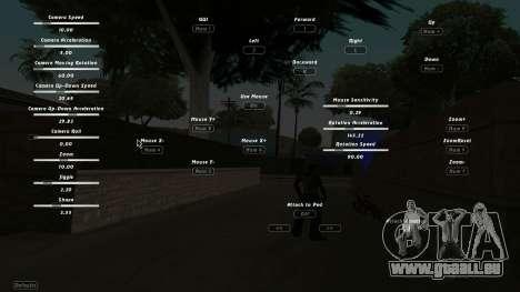 CumHunt - plugin pour la vidéo pour GTA San Andreas