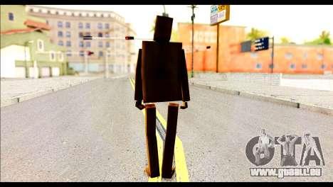 Ginos Ped 42 pour GTA San Andreas deuxième écran
