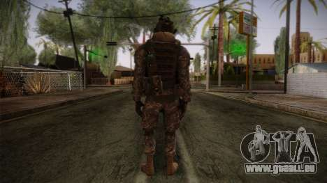 Modern Warfare 2 Skin 5 für GTA San Andreas zweiten Screenshot