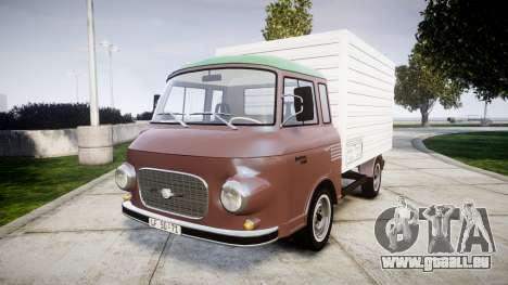 Barkas B1000 1961 pour GTA 4