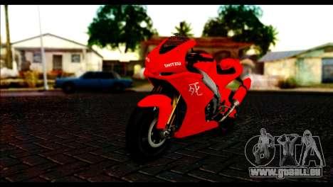 Shitzu Hackuchou from GTA 5 pour GTA San Andreas