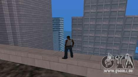 ColorMod v1.1 pour GTA San Andreas quatrième écran