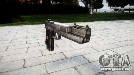 Пистолет Beretta M92 Samurai Edge S.T.A.R.S. pour GTA 4