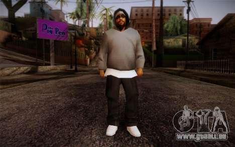 New Fam Skin 3 pour GTA San Andreas