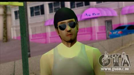 GTA San Andreas Beta Skin 6 für GTA San Andreas dritten Screenshot