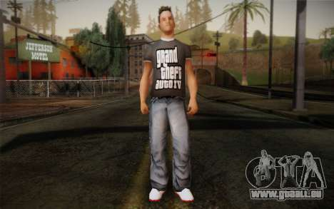 Ginos Ped 21 für GTA San Andreas