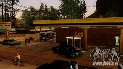 Récupération des stations de Los Santos pour GTA San Andreas quatrième écran