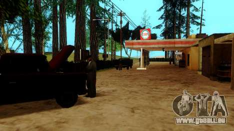 Récupération des stations de Los Santos pour GTA San Andreas