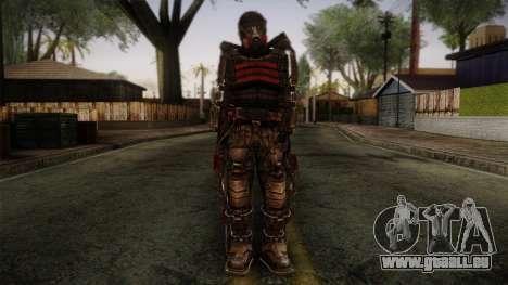 Duty Exoskeleton für GTA San Andreas