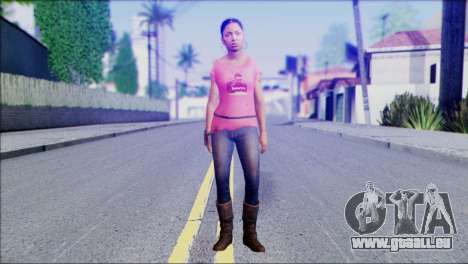 Left 4 Dead Survivor 5 pour GTA San Andreas