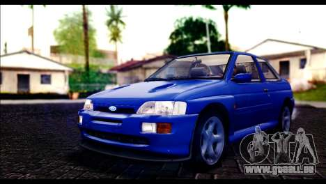 Ford Escort RS Cosworth für GTA San Andreas