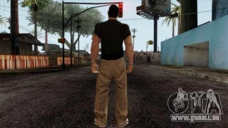 LCN Skin 2 pour GTA San Andreas deuxième écran