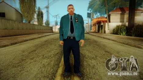 GTA 4 Emergency Ped 3 pour GTA San Andreas