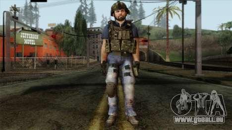 Modern Warfare 2 Skin 12 pour GTA San Andreas