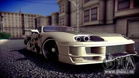 Toyota Supra Street Edition für GTA San Andreas