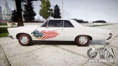 Pontiac GTO 1965 united für GTA 4 linke Ansicht