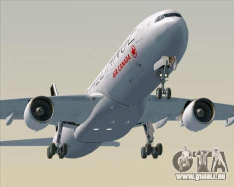 Airbus A330-300 Air Canada Star Alliance Livery für GTA San Andreas Motor
