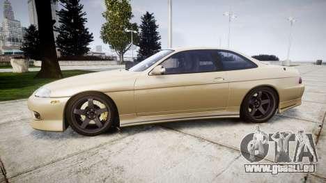 Lexus SC300 1997 pour GTA 4 est une gauche