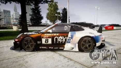 RUF RGT-8 GT3 [RIV] Nelris für GTA 4 linke Ansicht