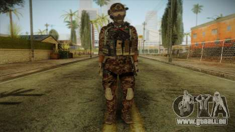 Army Skin 2 pour GTA San Andreas