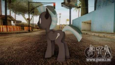 Thunderlane from My Little Pony pour GTA San Andreas deuxième écran
