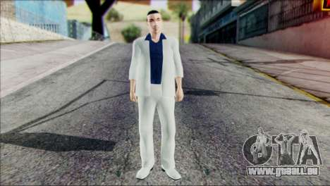 Russian Mafia Skin 2 pour GTA San Andreas