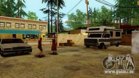 Récupération des stations de Los Santos pour GTA San Andreas troisième écran