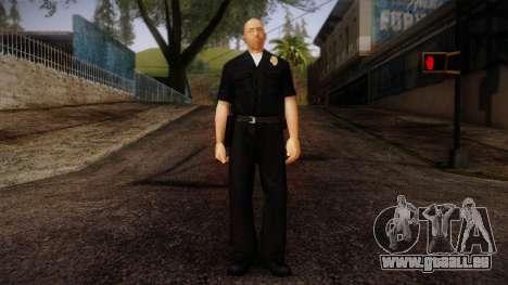 GTA San Andreas Beta Skin 9 für GTA San Andreas