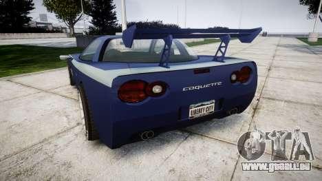 Invetero Coquette X für GTA 4 hinten links Ansicht