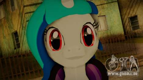 Vinyl Scratch from My Little Pony für GTA San Andreas dritten Screenshot