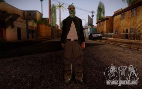 New Lsv Skin 2 für GTA San Andreas