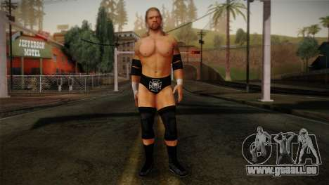 Triple H from Smackdown Vs Raw für GTA San Andreas