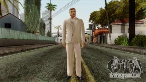 LCN Skin 1 pour GTA San Andreas