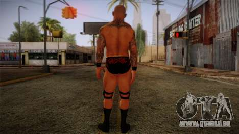 Randy Orton from Smackdown Vs Raw pour GTA San Andreas deuxième écran
