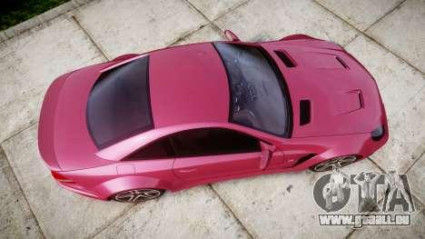 Mersedes-Benz SL65 AMG 2009 für GTA 4 rechte Ansicht
