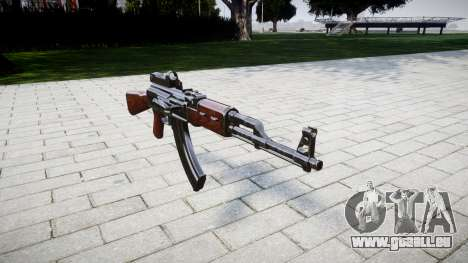 L'AK-47 Collimateur pour GTA 4