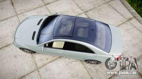 Mercedes-Benz S65 W221 AMG v2.0 rims1 für GTA 4 rechte Ansicht