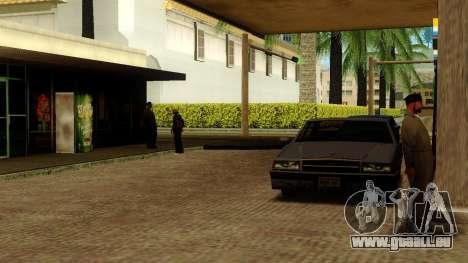 Récupération des stations de Los Santos pour GTA San Andreas neuvième écran