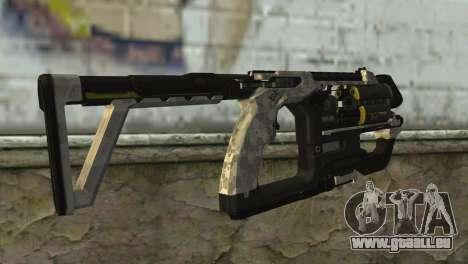 K-Volt from Crysis 3 pour GTA San Andreas deuxième écran