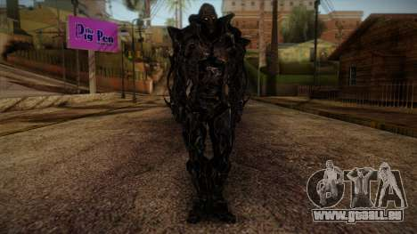 Heller Armored from Prototype 2 pour GTA San Andreas