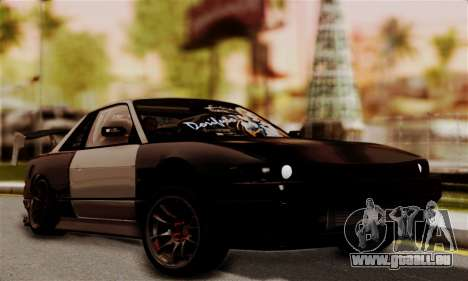 Nissan Silvia S13 Eastern Tuners pour GTA San Andreas