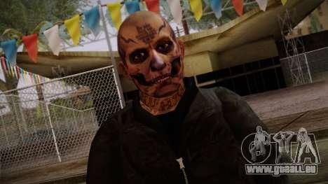 Gedimas Bjorn Skin HD für GTA San Andreas dritten Screenshot