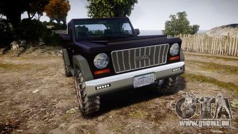 Senran Pioneer Pickup für GTA 4