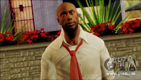 Left 4 Dead Survivor 2 für GTA San Andreas dritten Screenshot